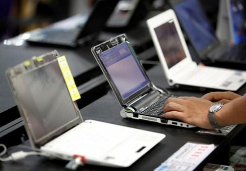 Acer và Asus giới hạn số dòng laptop năm sau