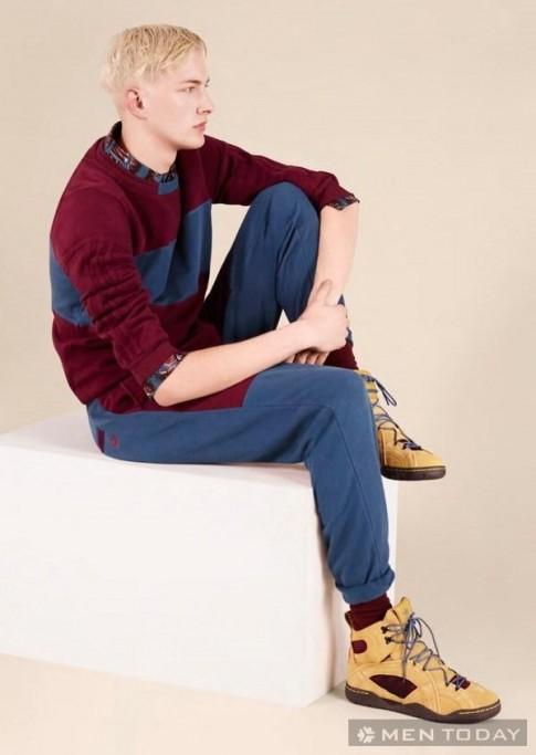 Adidas Originals tung bst thời trang thể thao cho các chàng
