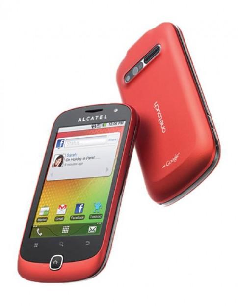 Alcatel OT 990 chạy Android, giá mềm