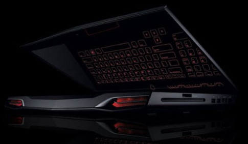 Alienware M17x chạy chip Sandy Bridge giá từ 1.499 USD