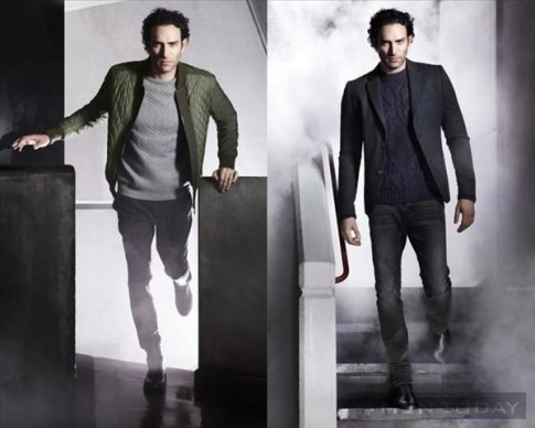 Âm áp và phong cách với thời trang nam thu đông 2013 từ H