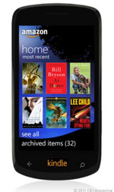 Amazon có thể ra smartphone vào quý IV/2012