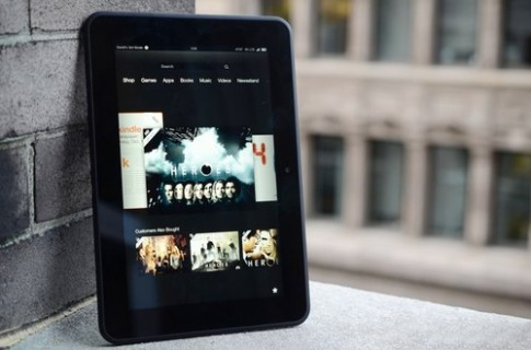 Amazon giảm giá Kindle Fire HD 8.9 tới 20%