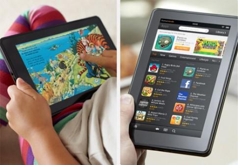 Amazon sắp bán tablet giá hơn một triệu đồng