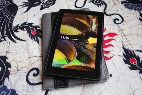 Amazon sắp ra tablet màn hình 'mịn' hơn cả iPad 4