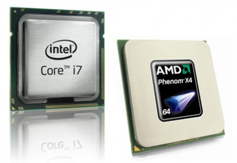AMD 'gặm miếng bánh' của Intel