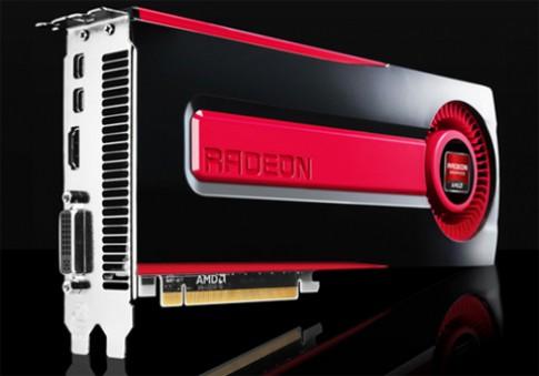 AMD giới thiệu card đồ hoạ 'hàng khủng'