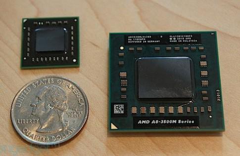 AMD ra Fusion A-series 'đối đầu' Intel Core i 2011