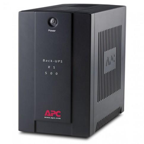 An toàn với bộ lưu điện APC Back-UPS RS 500