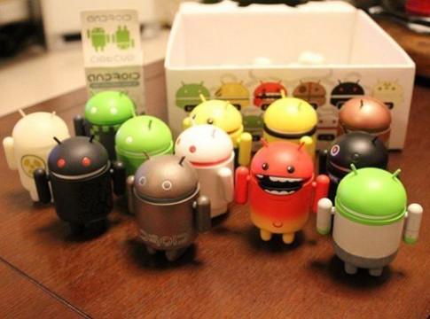 Android chiếm hơn 50% thị phần di động toàn cầu