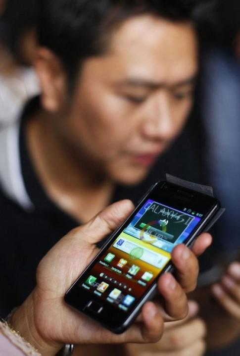 Android chiếm nửa thị trường Mỹ