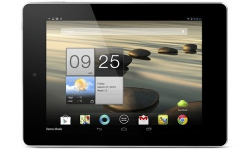 Ảnh Acer Iconia A1-810