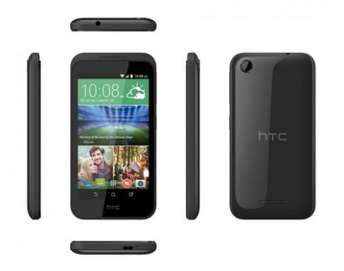 Ảnh bộ đôi HTC Desire 820q và 320