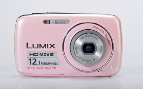 Ảnh cận cảnh máy Panasonic Lumix S1