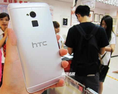 Ảnh chi tiết điện thoại cỡ to HTC One Max