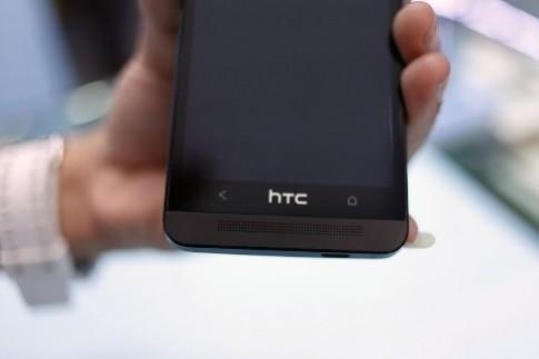 Ảnh chi tiết HTC One tại TP HCM