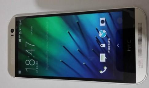 Ảnh chi tiết về HTC One thế hệ mới