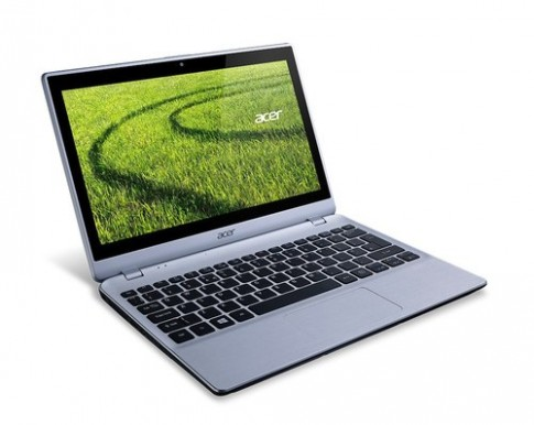 Ảnh chính thức Acer Aspire V5 và V7 mới