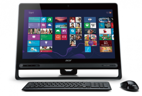 Ảnh chính thức Acer Aspire Z3