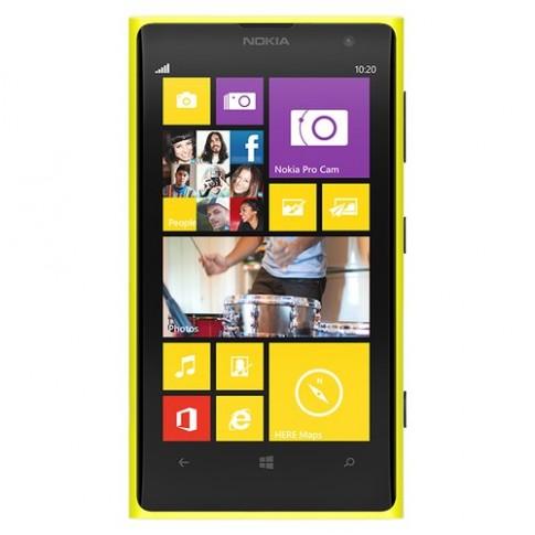 Ảnh chính thức của Lumia 1020