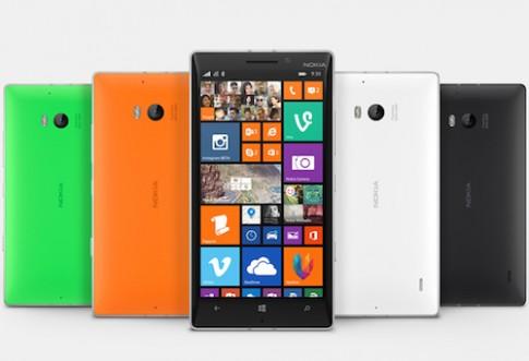 Ảnh chính thức của Lumia 930