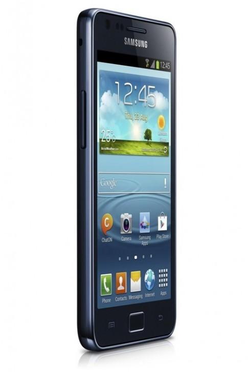 Ảnh chính thức Galaxy S II Plus