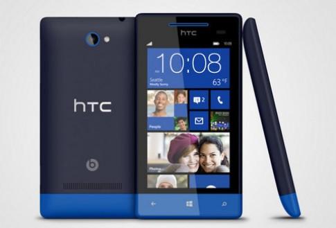 Ảnh chính thức hai Windows Phone 8 mới của HTC