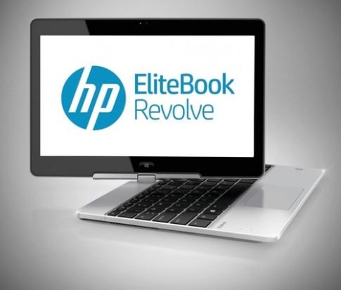 Ảnh chính thức HP EliteBook Revolve