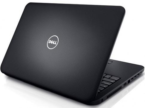 Ảnh chính thức laptop Dell Inspiron mới