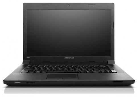 Ảnh chính thức laptop Lenovo B490