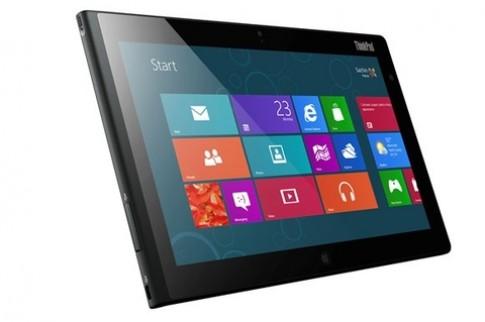 Ảnh chính thức ThinkPad Tablet 2