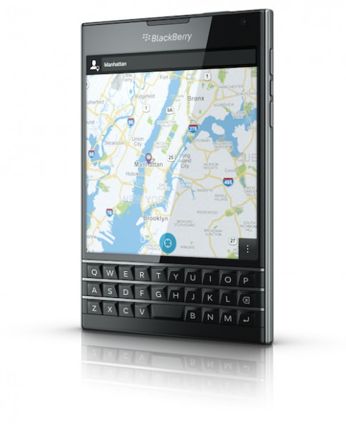 Ảnh chính thức và video mở hộp BlackBerry Passport