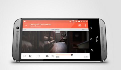 Ảnh chính thức về HTC One thế hệ mới 2014