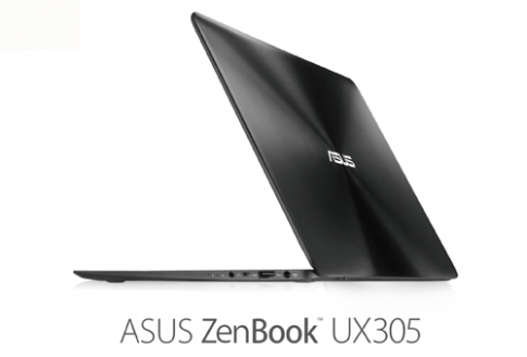 Ảnh chính thức ZenBook UX305