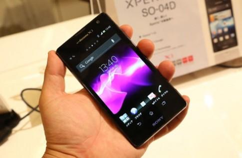 Ảnh chụp thử đầu tiên từ Xperia 13 'chấm' của Sony