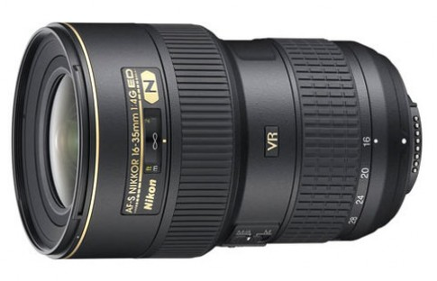 Ảnh chụp từ ống kính Nikon siêu rộng