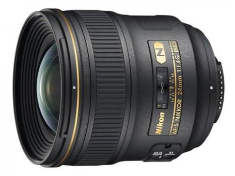 Ảnh chụp từ ống Nikon AF-S 24mm F/1.4