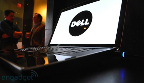Anh Dell XPS 16 man hinh OLED