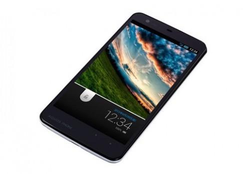 Ảnh điện thoại Full HD 5 inch Sharp 206SH