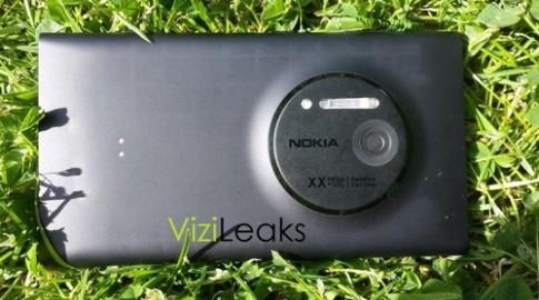Ảnh điện thoại Nokia Lumia 41 'chấm' tràn ngập trên mạng
