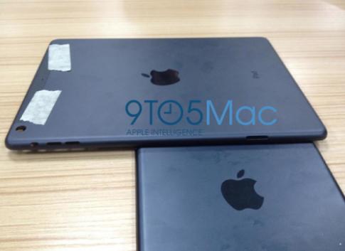 Ảnh được cho là iPad thế hệ 5 xuất hiện