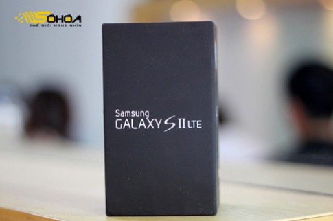 Ảnh Galaxy S II phiên bản 4G tại VN