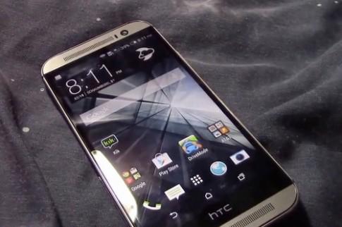 Ảnh HTC One thế hệ mới