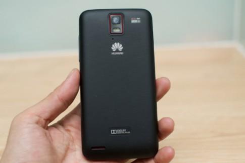 Ảnh Huawei Ascend D1 Quad XL