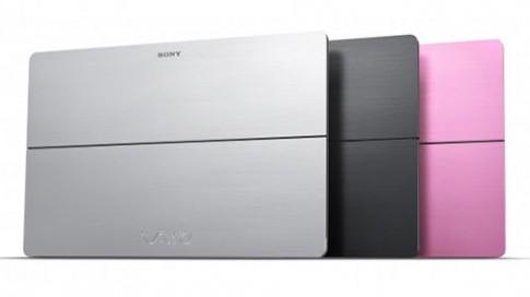 Ảnh laptop VAIO Fit multi-flip mới của Sony