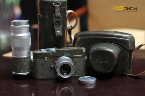 Ảnh Leica M1 cho quân đội Đức tại VN