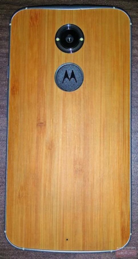Ảnh lộ diện Moto X 1 dùng vỏ gỗ