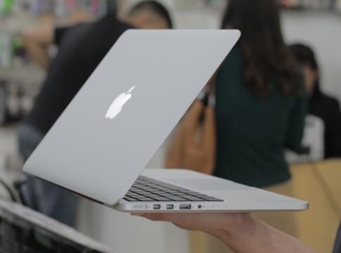Ảnh MacBook Pro Retina 2013 tại Hà Nội