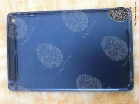 Ảnh mặt dưới iPad thế hệ 5 xuất hiện
