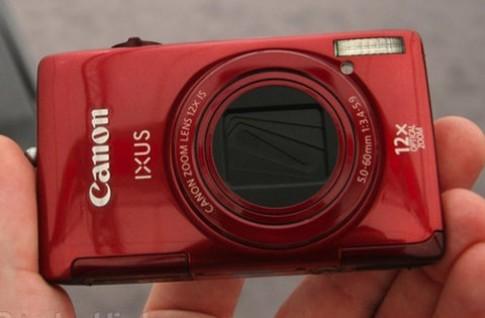 Ảnh máy compact cảm ứng cao cấp nhất của Canon